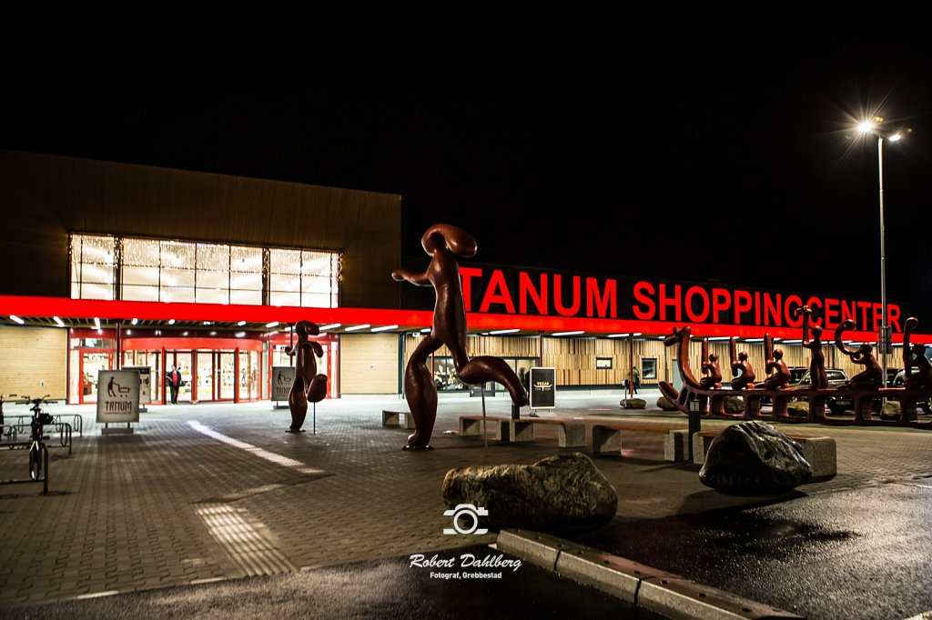 Tanum Shoppingcenter